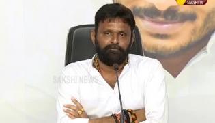Minister Kodali Nani Press Meet Slams Yellow Media