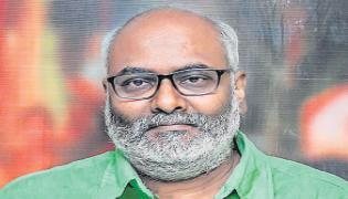 M M Keeravani Composed Songs About Awareness Of Coronavirus - Sakshi