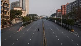 China Measures Delayed Virus Transmission Prevented More Than 7 Lakhs - Sakshi