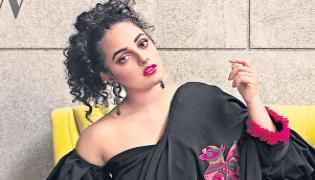 Nithya Menen Writing Scripts in Lockdown - Sakshi