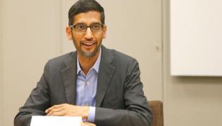 Coronavirus Google Commits usd 800 Million Aid  Small Business and helath workers - Sakshi