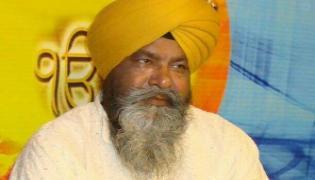 Padma Shri Nirmal Singh Khalsa Last Breath Due To Coronavirus - Sakshi