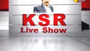 KSR Live Show On Corona Test in AP