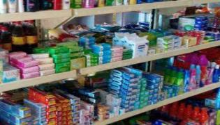 Shortage Of Essentials In Grocery Stores And Super Markets - Sakshi