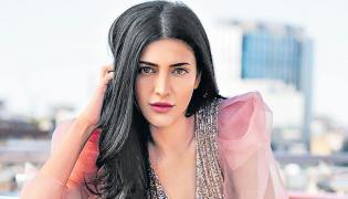Shruti Hassan releases make up tutorial video on her social media page - Sakshi
