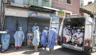 Coronavirus Fight Black Day For India - Sakshi