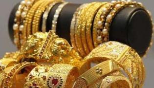 Gold Prices Ends Higher Due To Corona Virus Fears - Sakshi