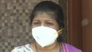 Three Year Old Daughter Of Nurse Melts Yeddyurappa - Sakshi
