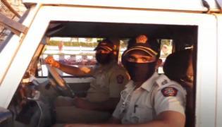 Mumbai Police Lockdown Video Goes Viral Must Watch - Sakshi