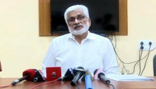 Vijayasai Reddy Requested Modi To Help AP Financially Due To Coronavirus - Sakshi