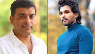 ICON Movie Team Birthday Wishes To Allu arjun - Sakshi