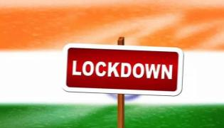 Lockdown Is The Only Way To Stop Corona India - Sakshi