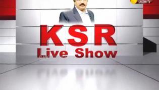 KSR Live Show On KCR Press Meet On Central Package