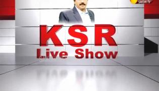 KSR Live Show On Krishna Water Disputes