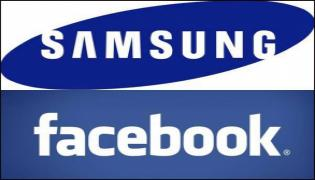 Samsung To Tie Up With Facebook To Increase Sales - Sakshi