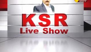 KSR Live Show On YS Jagan Government