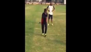 VVS Laxman Shares Video On Twitter