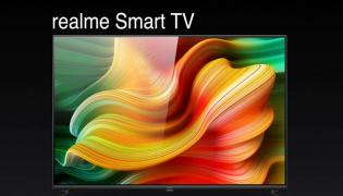 Realme Smart TV Launched in affordable price - Sakshi