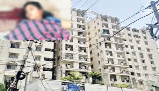 Sahithi Committed Suicide At Nagole - Sakshi