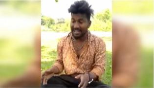 Viral Video Man Sings Baahubali Song Kaun Hai Woh - Sakshi
