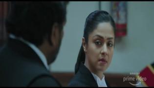 Ponmagal Vandhal Movie Trailer Released