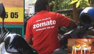 Zomato Starts Talent Directory For Employees - Sakshi