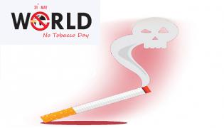 World No Tobacco Day Special In Family - Sakshi