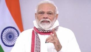 Most Of Economy Opens Up Says Narendra Modi In Mann Ki Baat - Sakshi
