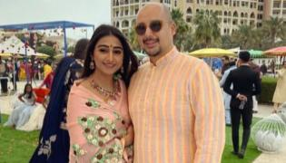 Mohena Kumari Singh and Her Family Test Corona Virus Positive - Sakshi
