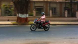 Man Steals Bike to Reach Home Couriers It Back to Owner In Tamil Nadu - Sakshi