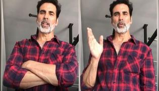 Akshay Kumar Tweeted On Fake news About Booking a Flight For Sister - Sakshi