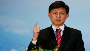 Singapore Minister Said Do Not Have Many Sheep To Produce Cotton - Sakshi