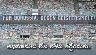 Football Match With Fans Photo Cardboards In Germany - Sakshi