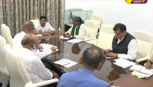 AP CM YS Jagan Review Meeting Over e- Cropping Platforms