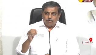 Sajjala Ramakrishna Reddy Slams Chandrababunaidu