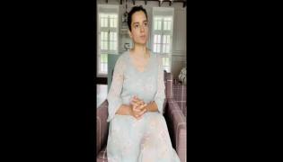Kangana Ranaut Slams Bollywood Over Sushant Singh Rajput Demise Video