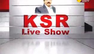 KSR Live Show On Telangana Formation Day