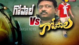 Sakshi Special ChitChat With RGV