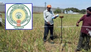 Andhra Pradesh Government Nod For Land Resurvey - Sakshi
