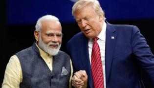 ModiTrump phone call: China among top issues discussed - Sakshi