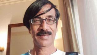 I Dont Give Up Vadivelu Friendship Says Manobala - Sakshi