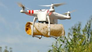 Swiggy And Zomato Planning For Drone Delivery - Sakshi