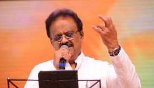SP Balasubrahmanyam Celebrates His Birthday - Sakshi