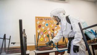 20 More Schools Closed In Israel As Coronavirus Rise In Month - Sakshi