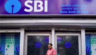SBI Q4 Profit jumps four fold to Rs 3581 crore - Sakshi
