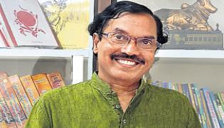 Tollywood lyric writer Suddala Ashok Teja about his health rumours - Sakshi