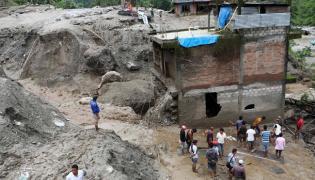 Nepal Rain Landslides Kill 60 People 41 Are Missing Says Report - Sakshi