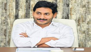 CM YS Jagan Comments On contract Employees Salaries - Sakshi