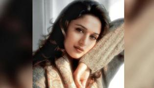 Madhuri Dixit 90s Throwback Pictures Shared In Instagram - Sakshi