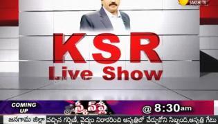 KSR Live Show On 21st July 2020